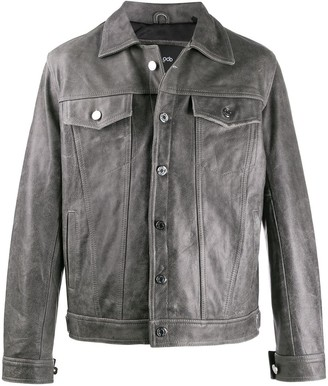 Blood Brother Haiko leather jacket