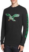 Junk Food Clothing Philadelphia Eagles Long Sleeve Tee