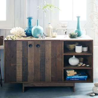 west elm Emmerson Reclaimed Wood Buffet - Chestnut