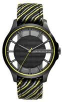 Armani Exchange Hampton Strap Watch
