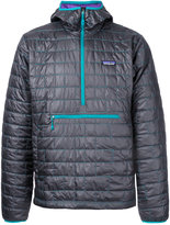 Patagonia padded hooded coat