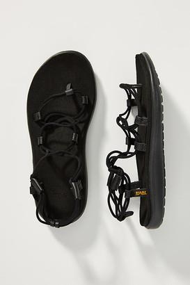 Teva Voya Infinity Sandals By in Black Size 8