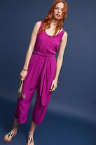Nomad By Morgan Carper Laurel Silk Jumpsuit