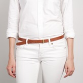 Everlane The High-Low Belt