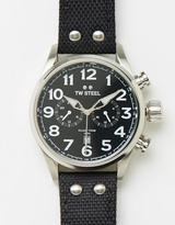 TW Steel Volante Dual Time 48mm
