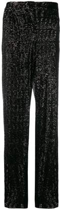 Fabiana Filippi high-waist embellished trousers