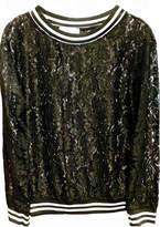 ANTONELLO SERIO Black Lace Top