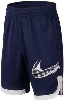 Nike Boys Dominate Graphic Training Shorts