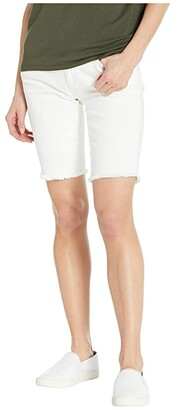 AG Jeans Nikki Shorts in 1 Year Tonal White (1 Year Tonal White) Women's Shorts