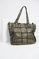 Womens WAVERLY WASHED TOTE