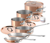 Mauviel M'heritage 10 Piece Cookware Set