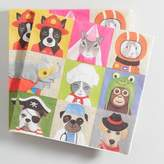 World Market Dress Up Animals Lunch Napkins 20 count