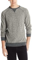 Threads 4 Thought Men's Terry Crew Neck Sweatshirt
