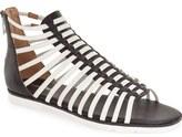 Calvin Klein 'Maze' Gladiator Sandal (Women)