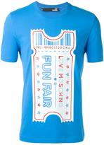 Love Moschino ticket print T-shirt