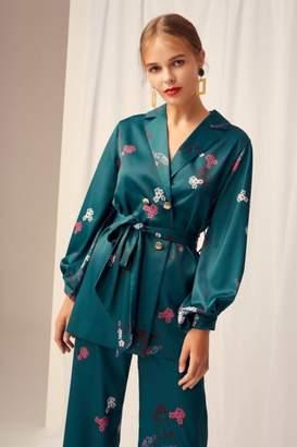 Keepsake Pajama Blazer Top