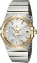 Omega Men's 123.20.38.21.02.002 Constellation Dial Watch