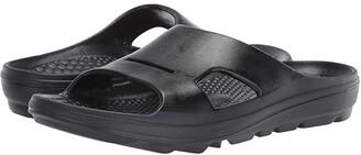 Spenco Fusion 2 Fade Slide (Black) Men's Sandals