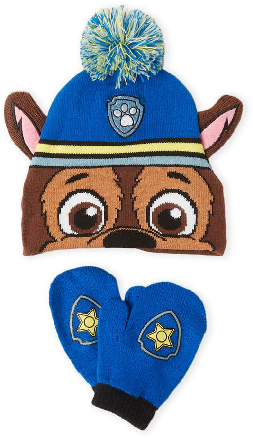 018c461224d51 Baby Hat And Mittens Set - ShopStyle