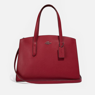 Coach Women's Charlie Carryall Bag - Deep Red