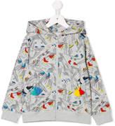 Stella McCartney printed hoodie