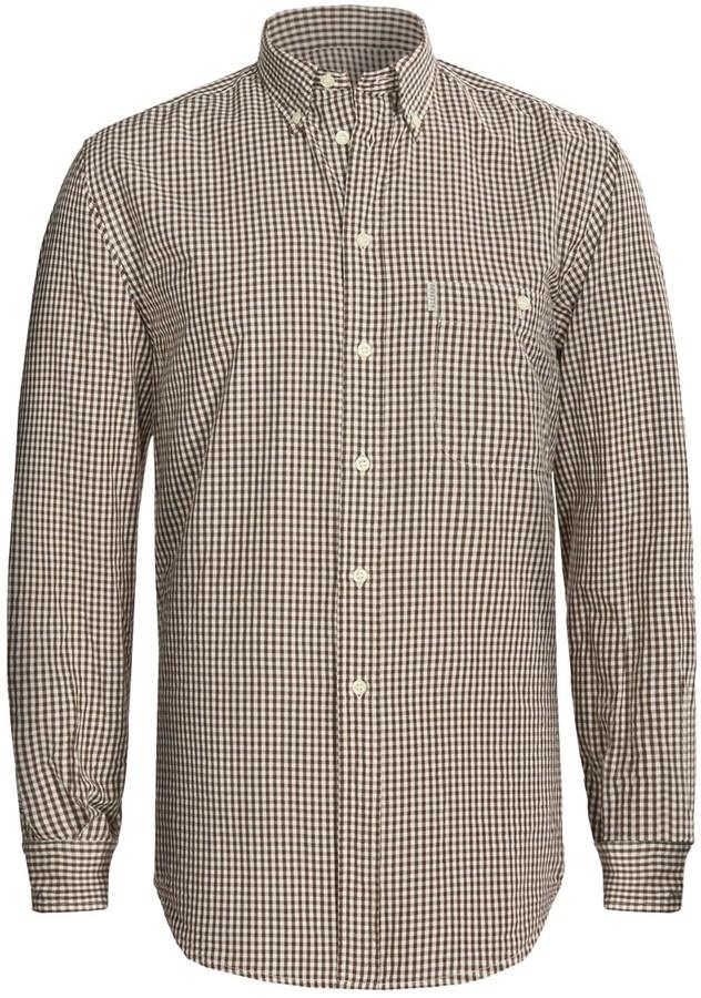 Beretta Rob Cotton Shirt - Long Sleeve (For Men)
