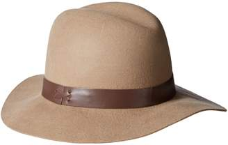 Hat Attack Women's Wool Felt Medium Brim Hat