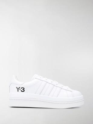 Y-3 Hicho logo-print sneakers