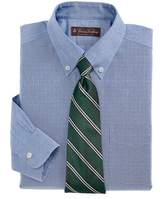Brooks Brothers Non-Iron Supima® Pinpoint Cotton Dress Shirt