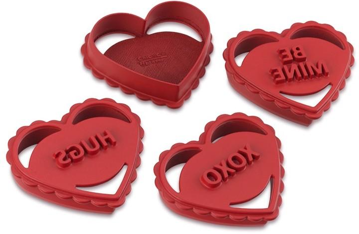 Williams-Sonoma Valentine's Day Conversation Heart Cookie Cutters