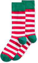 Hot Sox Holiday Dog Crew Socks
