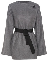 Isabel Marant Feodor Wool And Cashmere-blend Coat