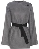 Isabel Marant Feodor Wool And Cashmere-blend Coat