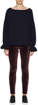 French Connection Velvet Luxe Skinny Trousers