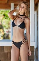La Hearts Super Strappy Bralette Bikini Top
