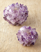 Kathryn McCoy Design Large Amethyst Votive