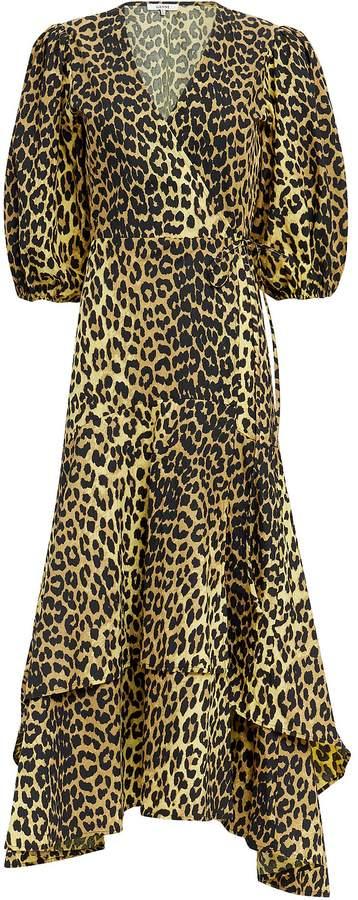 6c018d7df5 Ganni Maxi Dress - ShopStyle