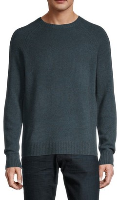 Vince Raglan-Sleeve Wool Sweater