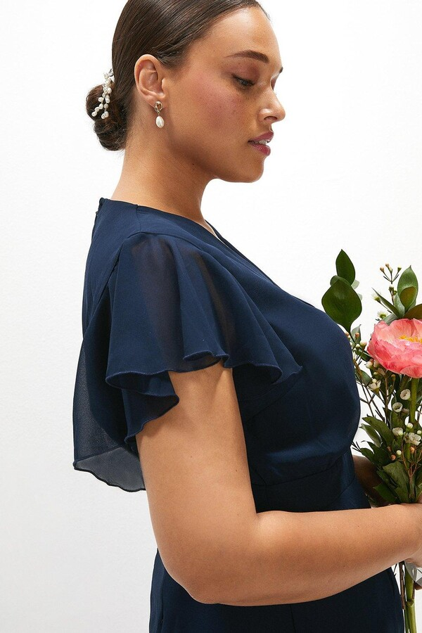 Thumbnail for your product : Coast Curve Ruffle Hem Tiered Maxi Dress