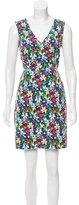 Kate Spade Floral Sleeveless Dress