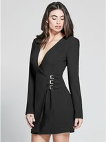GUESS by Marciano Women's Emile Buckle Dress