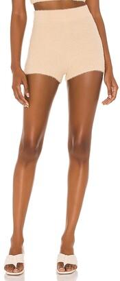 Camila Coelho Toni Knit Shorts
