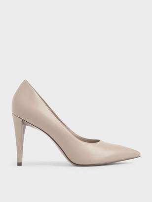 Charles & Keith Pointed Toe Pumps
