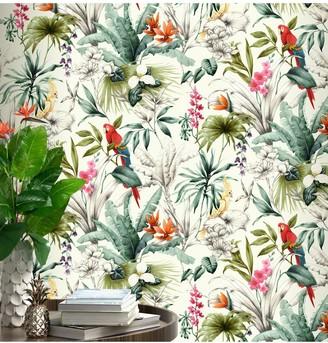 Accessorize Birds Of Paradise Wallpaper