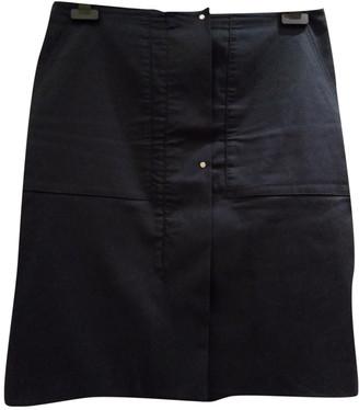 Hermes Black Cotton Skirts