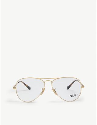 Ray-Ban RB6489 Aviator Classic glasses