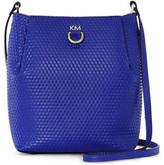 Karen Millen Small Embossed Duffle Bag