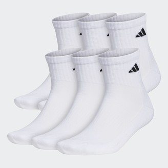 adidas Quarter Socks 6 Pairs