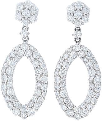 Nephora 14K 2.50 Ct. Tw. Diamond Marquise Shape Dangle Earrings