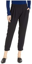 Parker Morgan Pants (Black) Women's Casual Pants